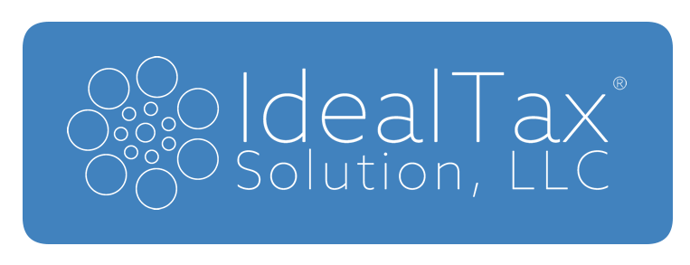 Ideal Tax Solution Logo